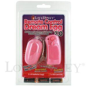 LoveHoney Dream Egg Vibrator