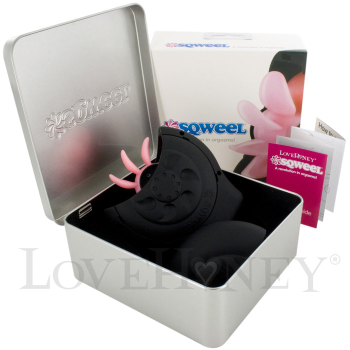 LoveHoney Sqweel Oral Sex Simulator